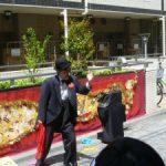 高円寺のストリート      27日