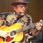 ジミー矢島のブルースギター講座 4