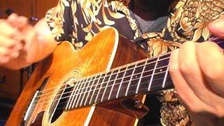 ジミー矢島のブルースギター講座 10