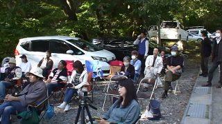 「パームスプリング野外ライブ」2020/10/11